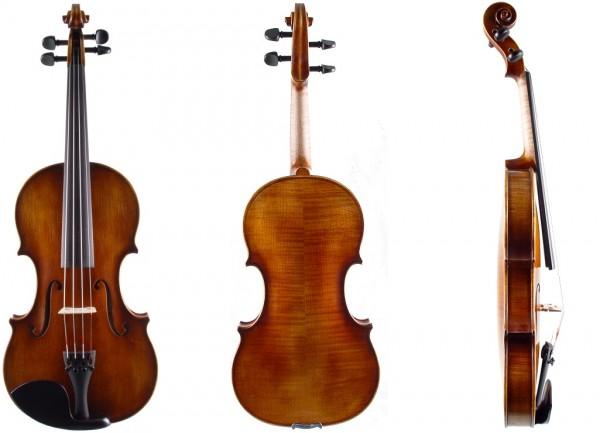 Violine - das günstige Einsteigermodell von Walter Mahr Stradivai-Modell 10-07-1