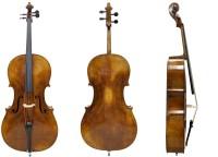 Cello Walter Mahr im Set mit Bogen Tasche mieten/mietkaufen