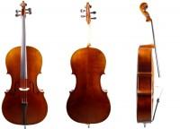 Cello für Linkshänder von Walter Mahr mit Mietkaufoption