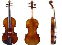 Geige von Walter Mahr - Bubenreuth im Set 2020 4/4 11-15