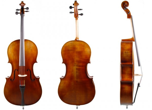 Cello von Walter Mahr 7/8 Größe-1
