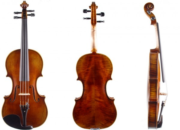 Meistervioline Walter Mahr 2018 Stradivari Modell 11-30-1