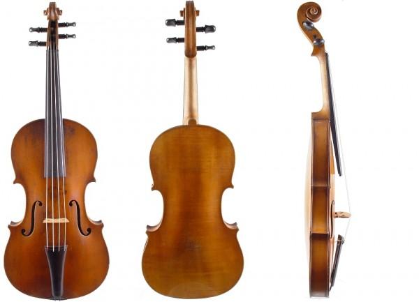 Geige Barock Frankreich um 1780 mieten Mietkauf