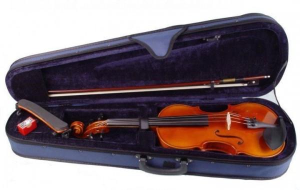 3/4 Geige aus dem Hause Klier komplett im Set - Guarneri Modell