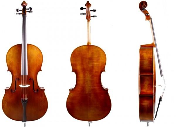 Cello 4/4 - gehobene Qualität - Walter Mahr 2018-1