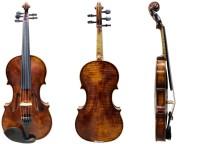 5-saitige Geige mit tiefer C-Saite - Quinton 4/4 Größe