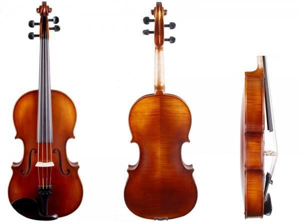 Viola aus der Werkstatt Walter Mahr 39,5 cm gebaut 2013