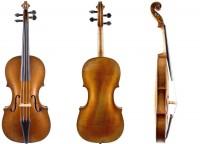 Barock Geige um 1850 mit Zettel Krampera mieten