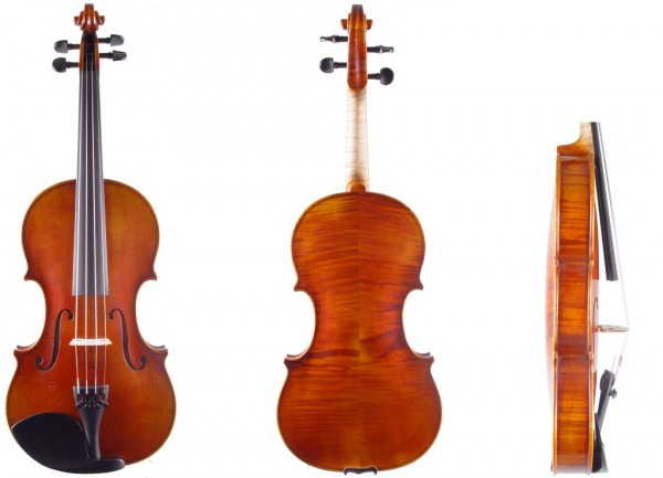 Geige W. Mahr, Bubenreuth 2016, Guarneri-Modell