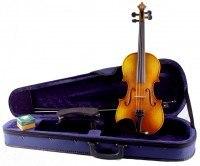 Violaset Korpuslänge 33,5 cm mit Bratsche von Walter Mahr