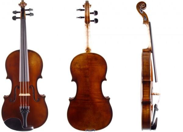 Violine von Walter Mahr Stradivari-Modell 12-11-1