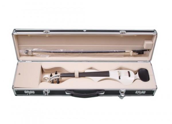GEWA E-Violine Novita im Set mit Carbonbogen Koffer Shadow Tonabnehmer