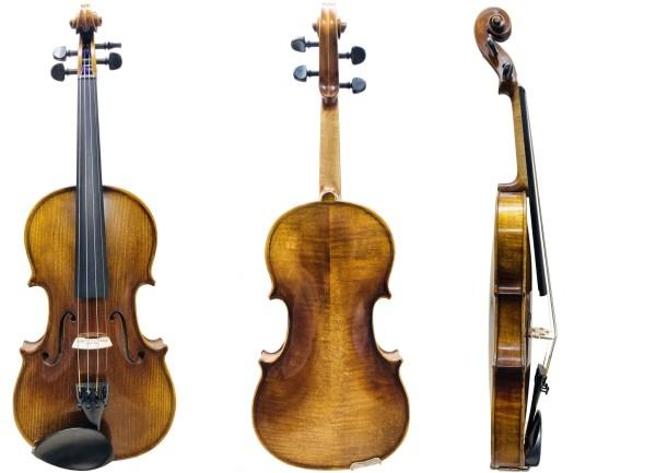 Violine von Walter Mahr Bubenreuth-1