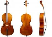 Cello Walter Mahr, Meisterarbeit Bubenreuth 2018