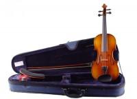 1/4 Geigenset mit Qualitäts-Violine Walter Mahr Etui Bogen Kun