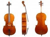 Celloset Melodia 1/2 Größe - hochwertiges Set