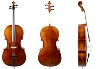 Cello Walter Mahr, Meisterarbeit Bubenreuth 2018-05-26