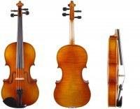 Geige aus dem Atelier Walter Mahr, Bubenreuth 2014