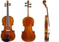 Mittenwalder Geige um 1900 Zettel Michael Wanner mieten