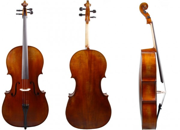 Cello-4/4-Walter-Mahr-1