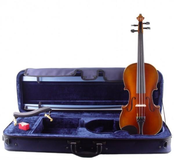 Geige im Set aus dem Atelier Walter Mahr Bubenreuth 2016