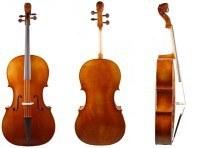 Feines Barockcello von Walter Mahr Cello anno 2014