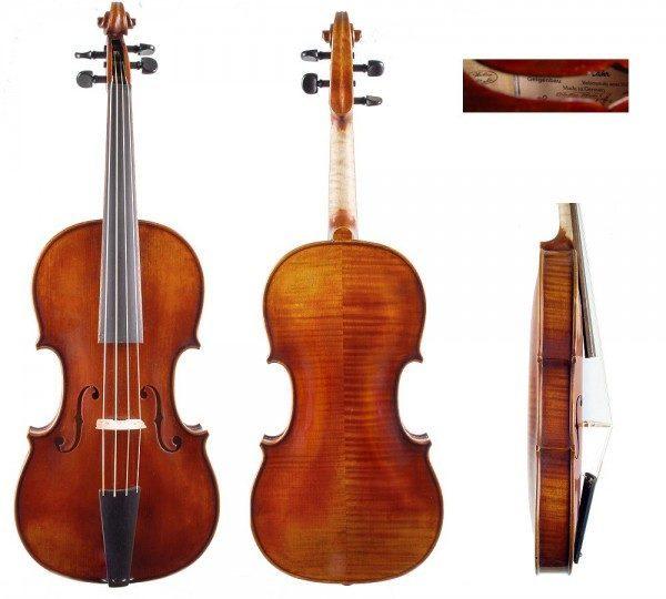 Barockgeige von Walter Mahr Meisterinstrument Qualität V