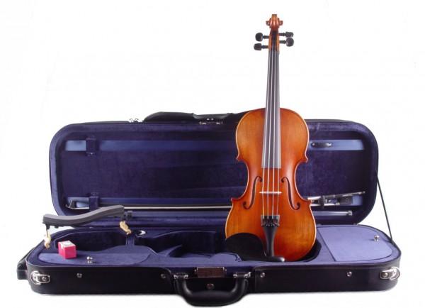 Violine von Walter Mahr im Set mit Koffer und Bogen