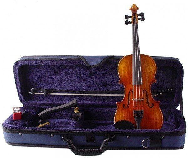Bratschenset Korpuslänge 25,0 cm mit Viola von Walter Mahr