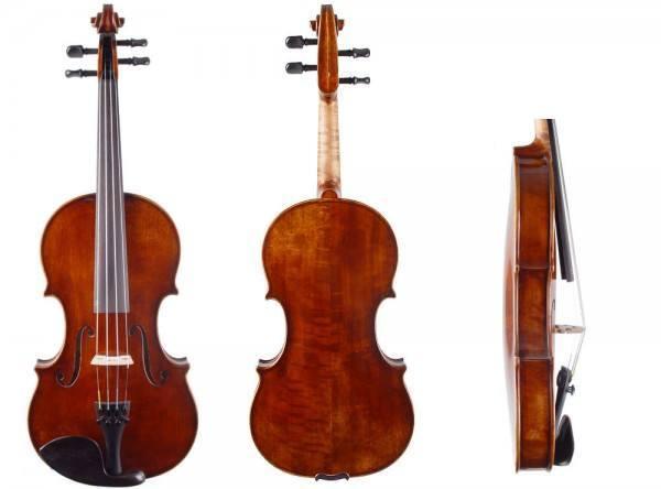 Meistergeige von Walter Mahr Violine Top Klang