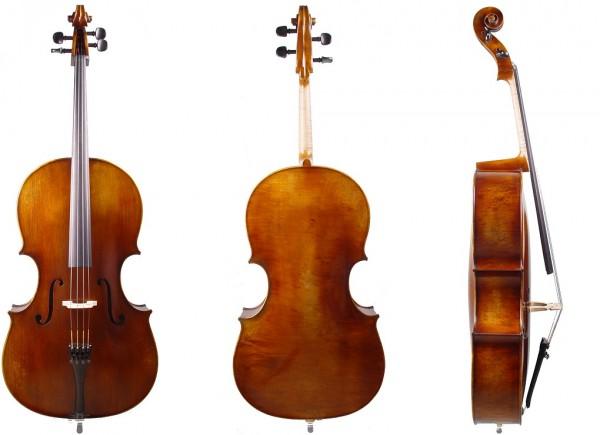 Cello Walter Mahr 2019, Montagnana-Modell, 4/4-04-17-1