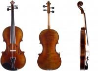Set mit Violine von Walter Mahr - Bubenreuth 2020 Bogen Koffer