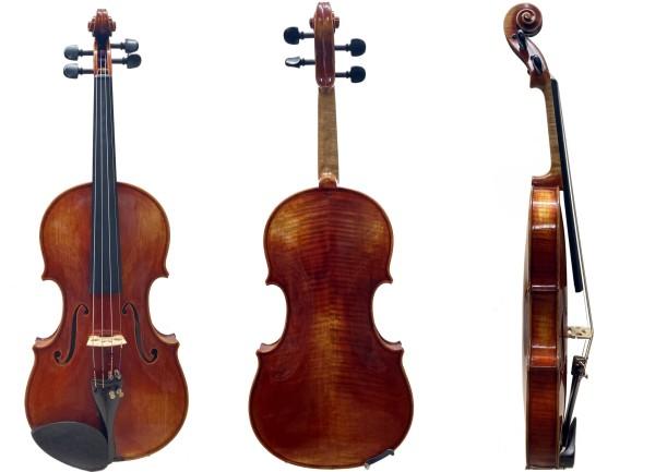 Violine Norbert Knappe Markneukirchen-1