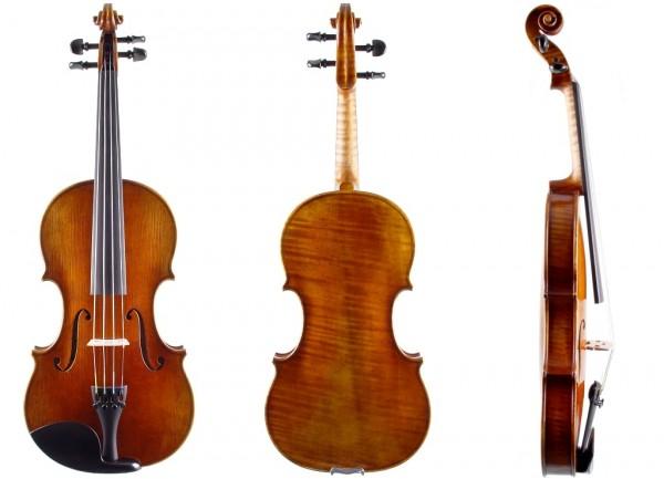Geige von Walter Mahr Bubenreuth anno 2021-1