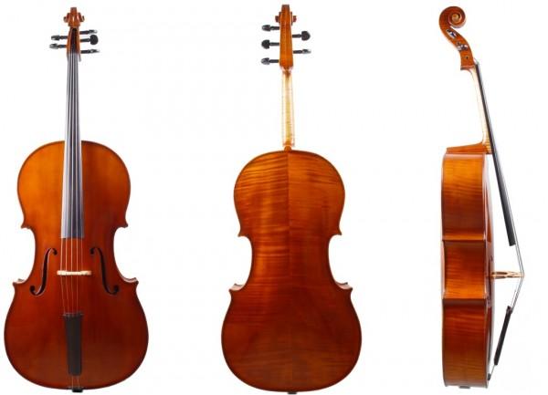 Violoncello Piccolo 5-saitig von R. Fuchs Aalen 1966-1