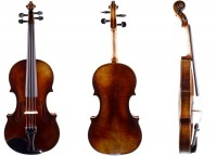 Geige im Set 4/4 Stradivari-Modell Walter Mahr 2018 11-19