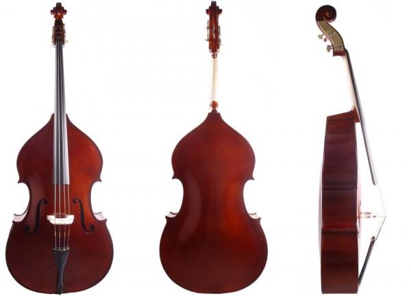 Kontrabass in Violinform 1/8 Größe