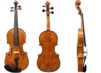 Klangstarke Geige Ungarn um 1990 ? leihen
