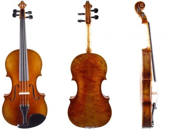 Linkshänder Geige Meisterqualität von Walter Mahr-1