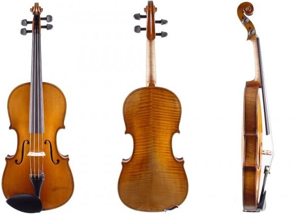 Violine aus Sachsen um 1900-1